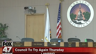 Lansing City Council will elect president Thursday - Video