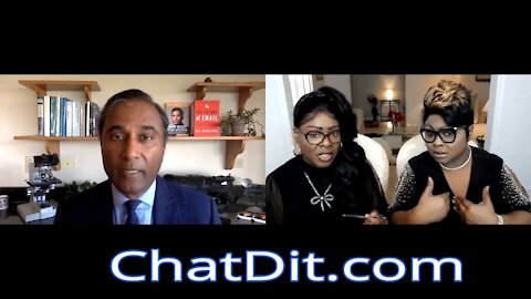 Diamond and Silk cut through the BS and asked Dr. Shiva these questions