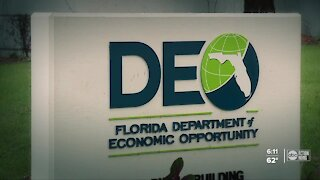 Floridians still having issues with their unemployment benefits