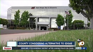 County supervisors back proposal to consider energy alternative