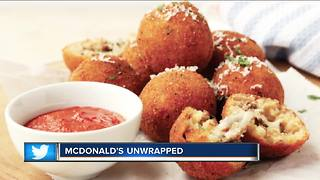 Fundraiser asks chefs to transform classic McDonald's items