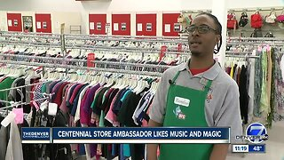 Employee brings magic to Centennial Arc Thrift Store