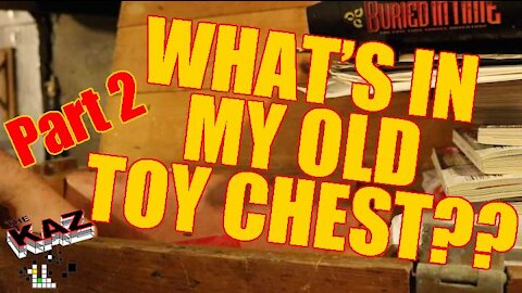What's in My Toy Box? Part 2