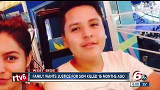 Family wants justice for Ben Davis student killed in 2016 - Video