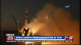 New International Space Station crew to launch from Kazakhstan on Friday - Video