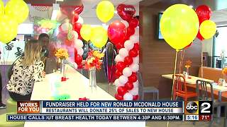 Greater Baltimore area spreads some lovin' for new Ronald McDonald House - Video