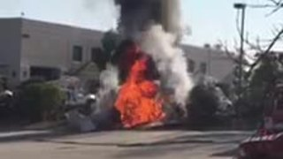 3 hospitalized after plane crash in El Cajon - Video