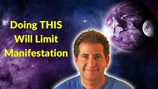 Doing THIS Will Limit Manifestation - Law of Attraction Secret