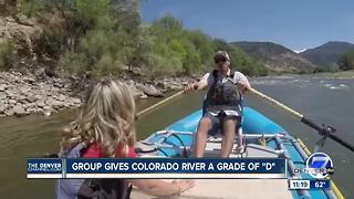 Health of the Colorado River vital to the west - Video