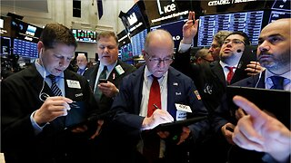 Stock markets open new week in decline