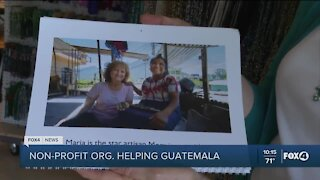 Local woman is helping empower women in Guatemala