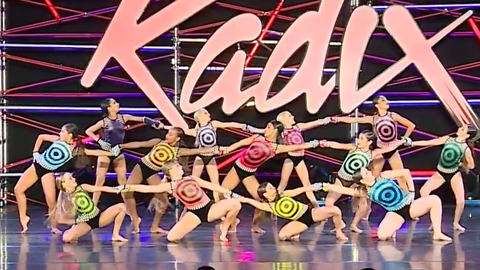 This super fun dance will make you want to get up and groove!