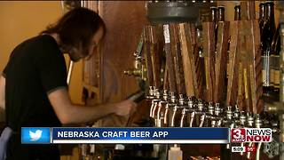 Nebraska craft beer app in development, launching soon - Video