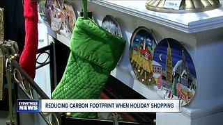 How to reduce your carbon footprint when holiday shopping