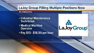 Workers Wanted: LaJoy Group filling multiple positions - Video