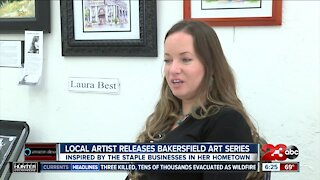 Local artist launches Bakersfield Art Series