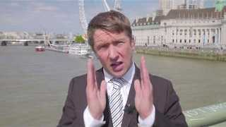 Jonathan Pie Jumps on the Campaign Trail - Video