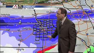 Jeff Penner Wednesday Afternoon Forecast Update 2 7 18 - Video