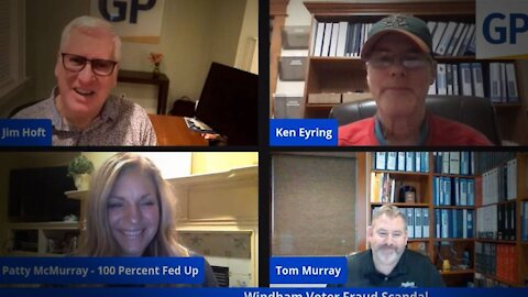 """Election Fraud Witnesses Discuss Scandal with """"Gateway Pundit"""" and """"100% Fed Up"""""""