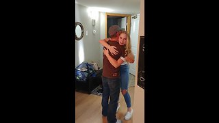 Surprise Reunions Make The Holiday Season Special - Video
