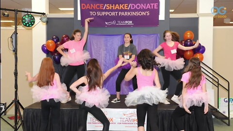 Dance, Shake, And Donate For Teen's Fundraiser To Help Cure Parkinson's Disease