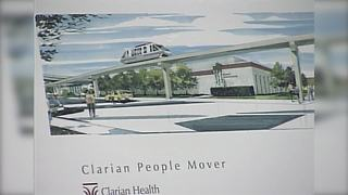 1999 - IU People Mover Announcement