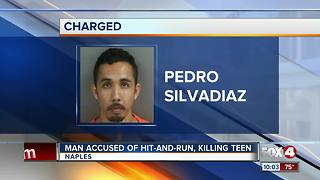 Man Accused of Hit-and- Run, Killing Teen - Video