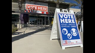 Record number of early votes cast in San Diego County for 2020 election