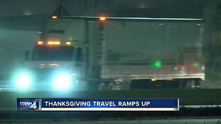 Beating the holiday rush and the storms: Traveling early beneficial for some