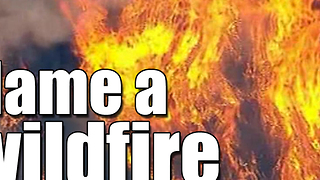 How to name a wildfire - Video