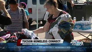 Tucson program helps improve lives of the homeless - Video