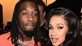 Offset Terrified About Cardi B Going To Jail