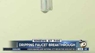 Scientists solve dripping faucet mystery?