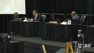 Tampa City Council discuss issues concerning fire stations, public safety