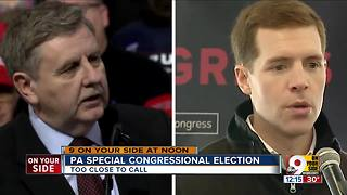 PA special election too close to call - Video