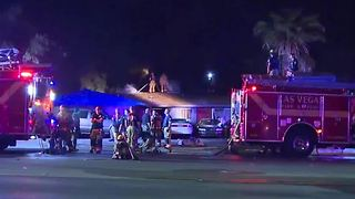 House fire leads to surprise - Video
