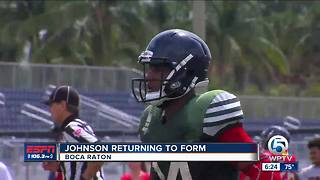 De'Andre Johnson ready to lead Owls after Blood Clot scare - Video