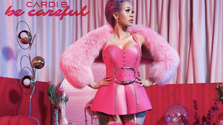 Cardi B DISSES Cheating Offset In New Track 'Be Careful'! - Video