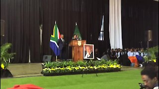 WATCH #RIPRonnie: Mamoepa children pay tribute (ew6)