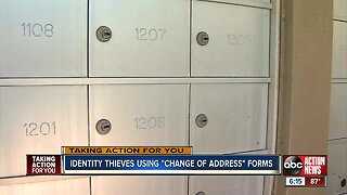 Criminals using your mail in new identity theft scheme