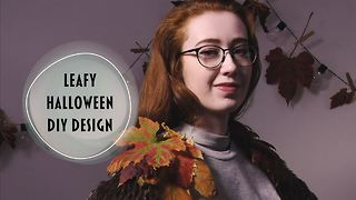 Get the Autumn feels with this Halloween sweater - Video