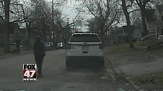 Video shows fatal police shooting