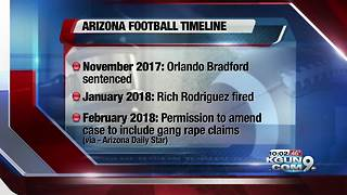 Allegations against University of Arizona football players - Video