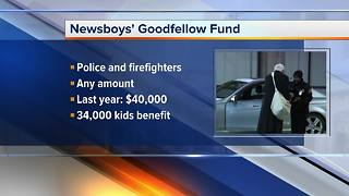 Detroit Goodfellows hosting 104th annual sales day and parade - Video