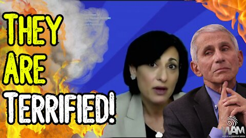 THEY'RE TERRIFIED! - Impending DOOM Says CDC As Coverup Continues!