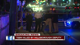 15-year-old pedestrian hit, killed by undercover HCSO deputy