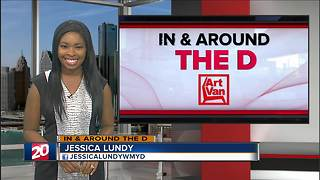 In and Around the D - August 17, 2017 - Video