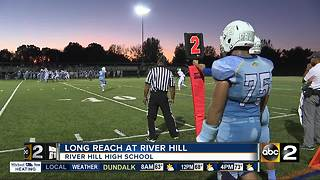 River Hill, Milford Mill pick up football wins - Video