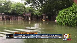 Local church creates GoFundMe page for former Cincinnati residents in Houston - Video