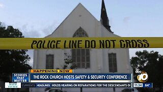 Rock Church hosts safety conference